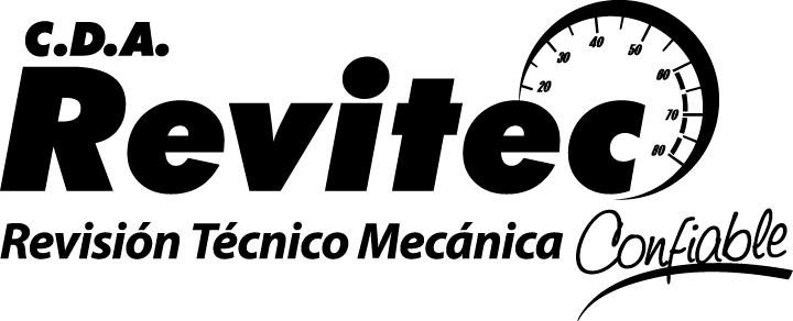 Logo CDA Revitec Revision Tecnico Mecanica Confiable
