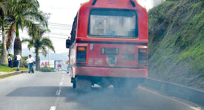 Diesel y vehículos viejos tienen en jaque la calidad del aire en Colombia 4662f916c3c